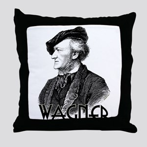 Wagner Throw Pillow