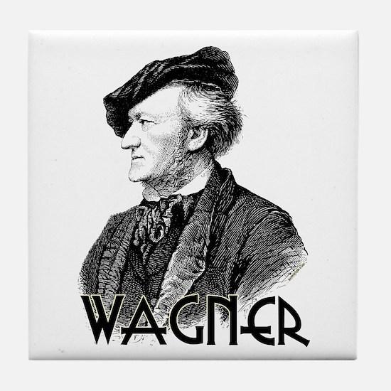 Wagner Tile Coaster