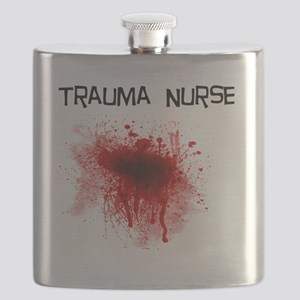 Trauma Nurse Flask
