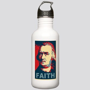 ART Faith large poster Stainless Water Bottle 1.0L