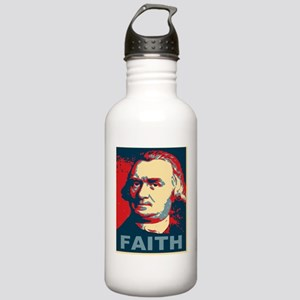 ART Faith small poster Stainless Water Bottle 1.0L