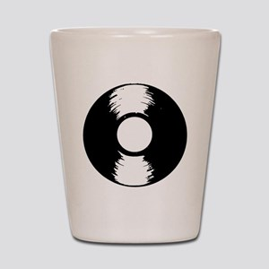 Vinyl Shot Glass