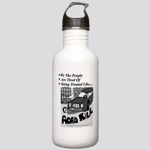 3-Road Kill - We The P Stainless Water Bottle 1.0L
