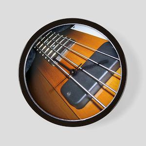 Bass Thunderbird Wall Clock