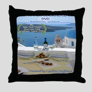 DVDCoverPoster_16x20_300dpi Throw Pillow