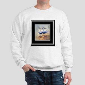 Wandas Mustang(11 x 17) Vertical Calend Sweatshirt