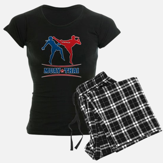 muay thai mma kickboxing mar Pajamas