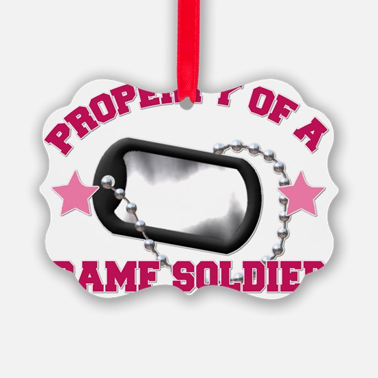 BAMF soldier Ornament