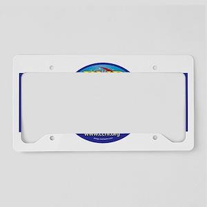 electroshockLong12.5 License Plate Holder