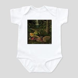 Gecko Lunch Infant Bodysuit
