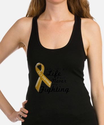 survivor Racerback Tank Top