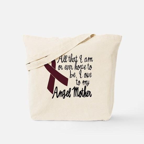 Angel MOther Tote Bag