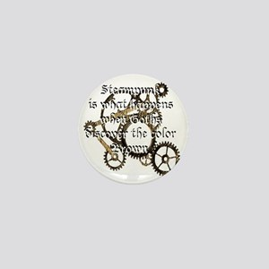 steam_punk_1 Mini Button