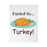 Fueled by Turkey Twin Duvet