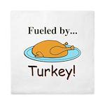 Fueled by Turkey Queen Duvet