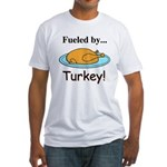 Fueled by Turkey Fitted T-Shirt