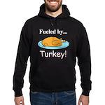 Fueled by Turkey Hoodie (dark)