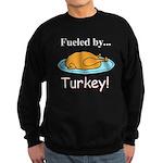 Fueled by Turkey Sweatshirt (dark)
