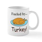 Fueled by Turkey Mug