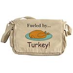 Fueled by Turkey Messenger Bag