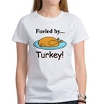 Fueled by Turkey Women's T-Shirt