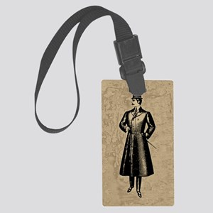 dandy-gent_13-5x18 Large Luggage Tag