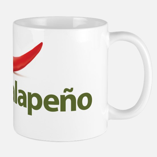 hotJalapenoTee Mug