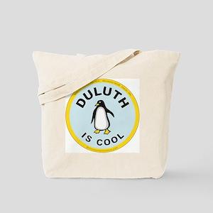 big  new penquin Tote Bag