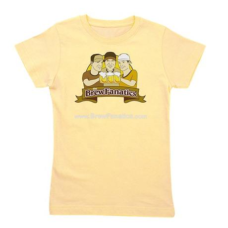 BrewFanatics Girl's Tee