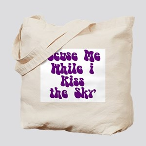 'Scuse Me' Tote Bag