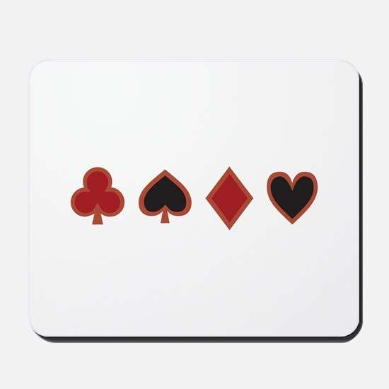 Poker Mousepad