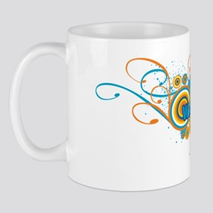 SpringSplashdown_2010-art-text Mug