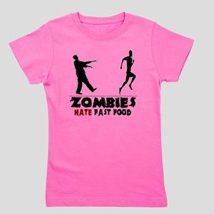zombie Girl's Tee