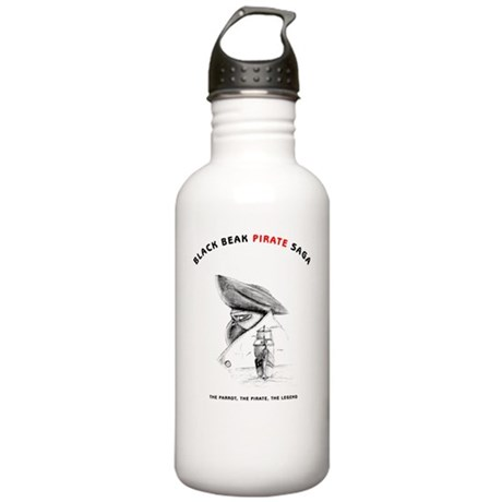 BB_CARD_7_5 Stainless Water Bottle 1.0L