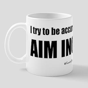 aim2 Mug