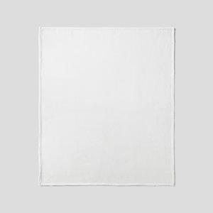 12x12 Plus Size White Throw Blanket