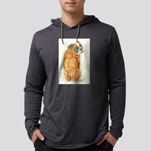 Old English Bulldog Long Sleeve T-Shirt