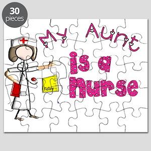 My Aunt is a Nurse Puzzle