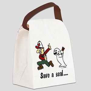 club  Canvas Lunch Bag