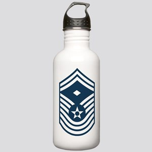 USAF-First-CMSgt-Old-B Stainless Water Bottle 1.0L