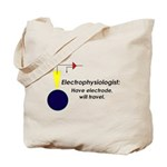 Electrophysiol Tote Bag