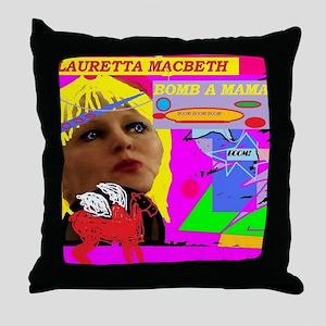 bobbamamacver_edited-2 Throw Pillow