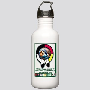 ISIEP- poster Stainless Water Bottle 1.0L