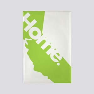 California-Home Rectangle Magnet