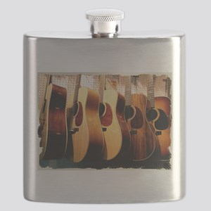 Guitars Flask