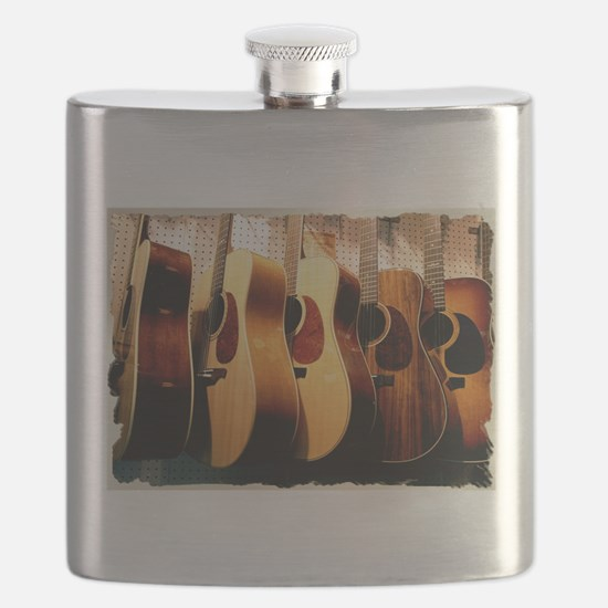 Guitars Flask