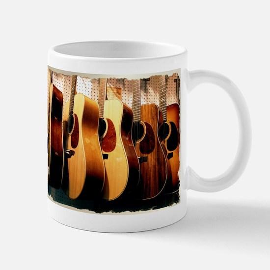Guitars Mugs