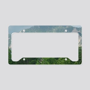 flatirons_200706_mouse License Plate Holder