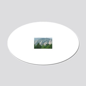 flatirons_200706_mouse 20x12 Oval Wall Decal
