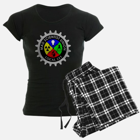mad_scientist_union_logo_dar pajamas